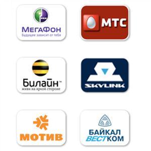Операторы сотовой связи Мокроуса