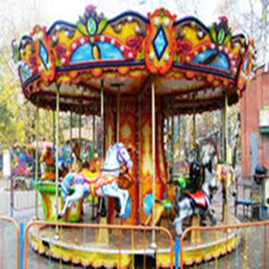 Парки культуры и отдыха Мокроуса
