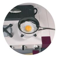 Кафе Чанти - иконка «кухня» в Мокроусе